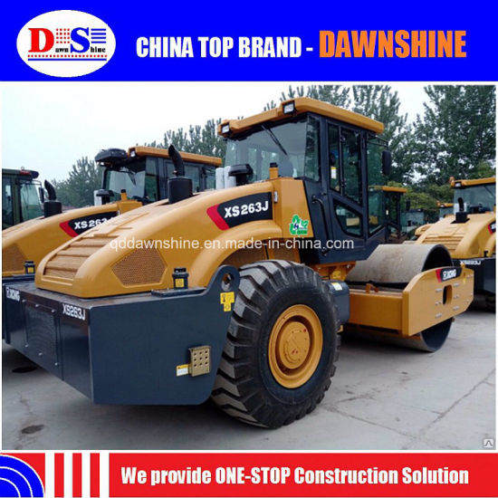 Xs263j Xugong Mechanical Vibratory Road Roller Price pictures & photos