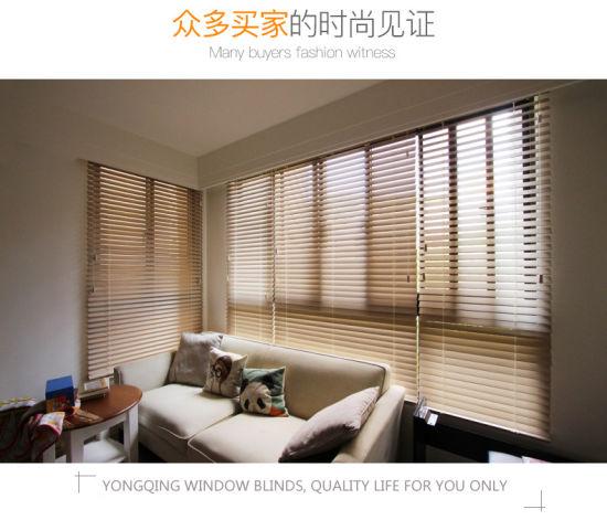 50mm Vinetian Wood Blinds Slatsroller Blinds Zebra Blindswindow Blinds Curtainvenetian Blinds Componentblackout Fabric For Homeofficevilla