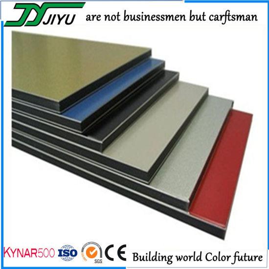 Jiyu Unbroken LDPE Core Decorative Aluminum Composite Panel