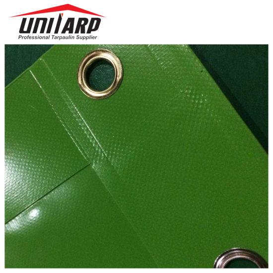 680GSM Heavy Duty High Tensile PVC Coated Tarpaulin Cover