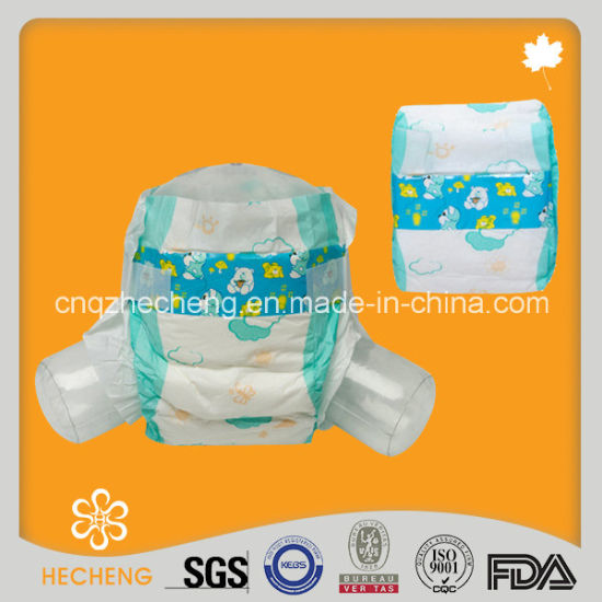 Printed Adult Baby Diaper Products for Baby
