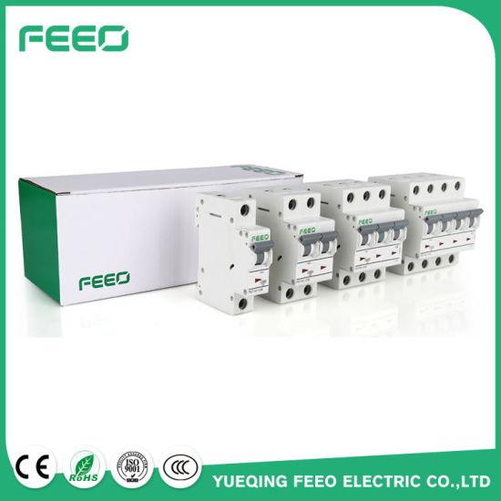 China Feeo 3p AC MCB Three Phase Circuit Breaker - China 300 AMP ...