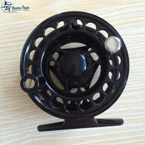 Wholesale Price Valued CNC Machined Aluminum Fly Fishing Reel pictures & photos