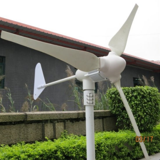 Wind Power Generator with 3 or 5 Blades for Home