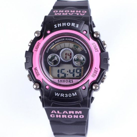 OEM Specially Design Silicone Stopwatch pictures & photos