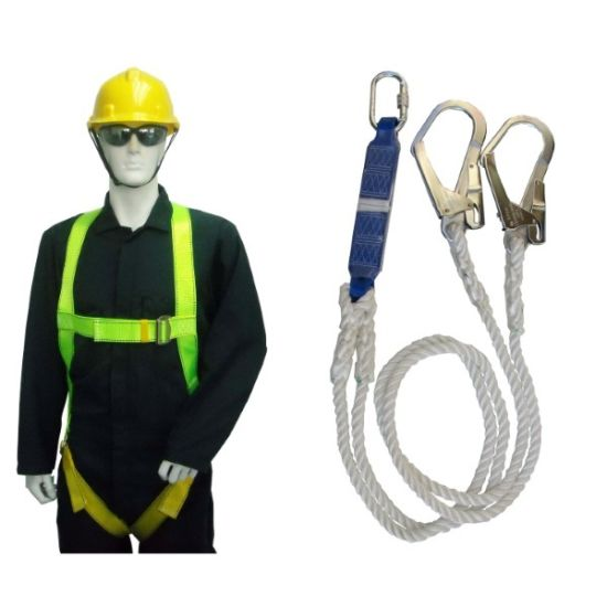 China Safety Harness Kit for Access Platform / Cherry Picker ...