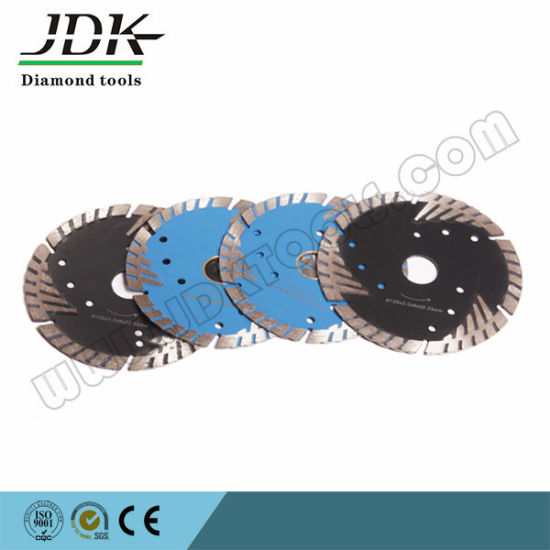 Small Diamond Saw Blades for Cutting Granite pictures & photos