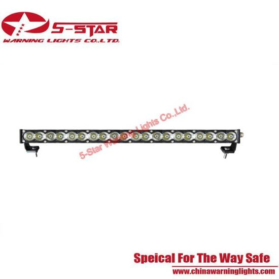 10W CREE SUV Jeep off Road Light Bar pictures & photos