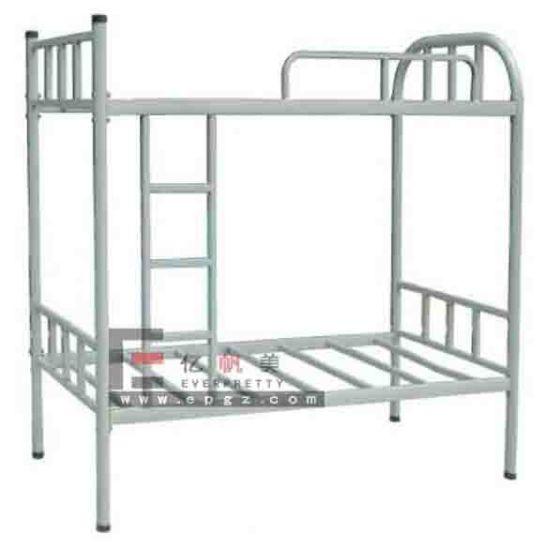 Bedroom Furniture Metal Bed Frame/Steel Bunk Bed/Double Decker Bed