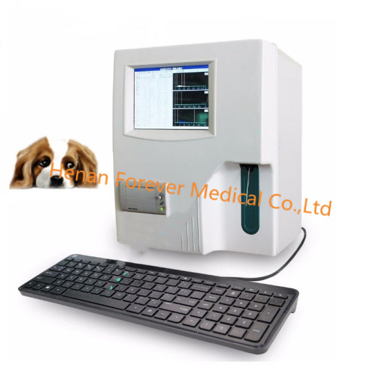 Urine Test Machine Medical Urine Analyzer with LCD Display pictures & photos