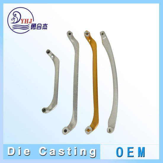 Professional Aluminum Alloy and Zinc-Alloy Die Casting for Many Kinds of Hardware Parts in China