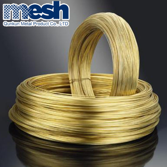 High Quality 0.2mm Hard and Soft Brass EDM Wire