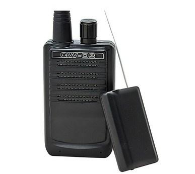 Cw03 Micro Wireless Audio Receive Transmitter Wireless HD Voice Audio Transmitter+Receiver (avp031jb)