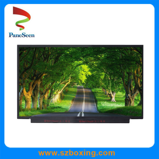 15.6'' IPS LCD Screen with 1920*1080 Resolution and Edp Interface for Laptop