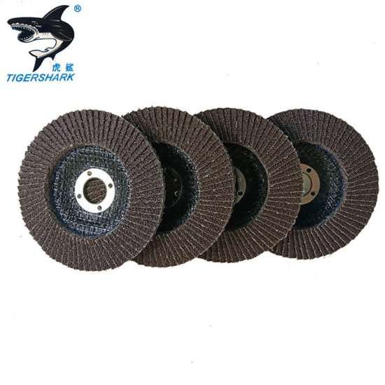 """5 x SANDING FLAP DISCS 36 Grit Paint Removal De-Burring 115mm//4.5/"""" Angle Grinder"""