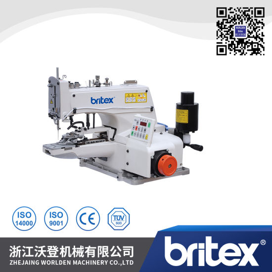 Br-1377D High Speed Button Attching Sewing Machine (WIith Attach Change Function)