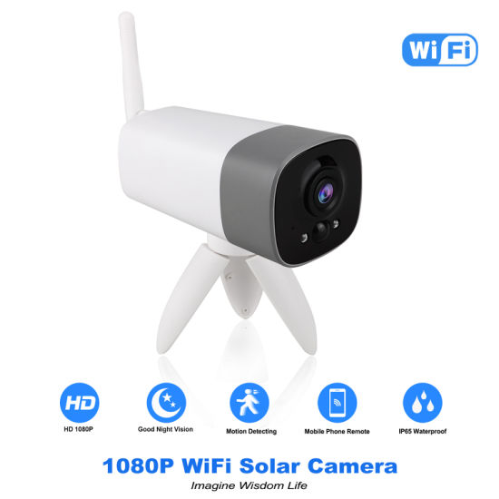 FHD 1080P IP Camera Battery Security Indoor Wireless WiFi Camera pictures & photos