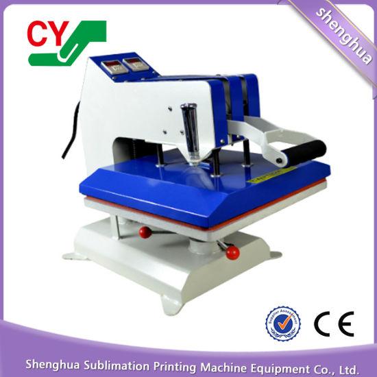 Shaking Head Heat Press Transfer Printing Machinery (CY-Y1)
