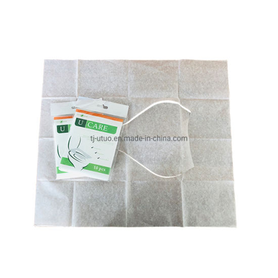 10 20 Disposable Toilet Seat Cover Hygienic Flushable Travel Camping Pocket Size