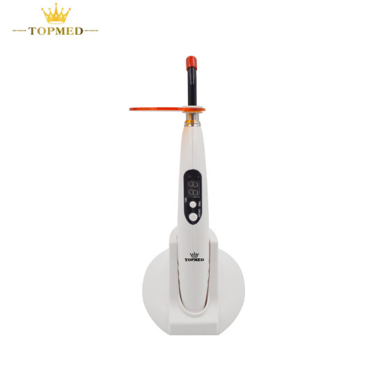 Medical Products Dental Equipment with LED Curing Light Lamp Wireless Dental Curing Light