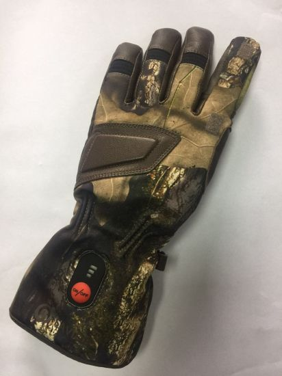 SAVIOR SHGS24C Ski Snowboard Motorcycle Rechargeable Battery Heated Gloves