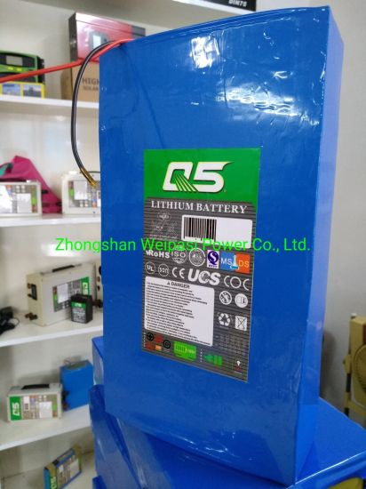 24V2Ah~500Ah Lithium batteries pack LiFePO4 Industrial Battery pictures & photos