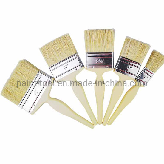 Factory Price Wooden Handle Paint Brush