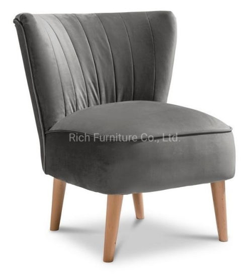 Tremendous Light Grey Accent Chair Plush Steel Light Wood Legs Fabric Accent Chair Bralicious Painted Fabric Chair Ideas Braliciousco
