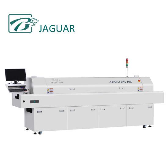 Lead Free Reflow Ovens of Jaguar A6