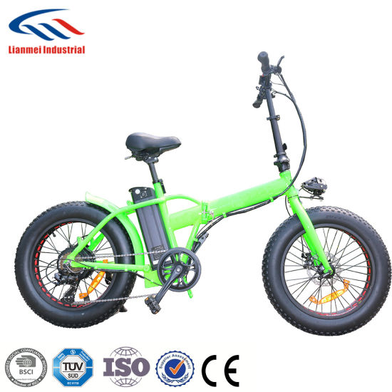 750W Electric Folding Bike Hotsell pictures & photos