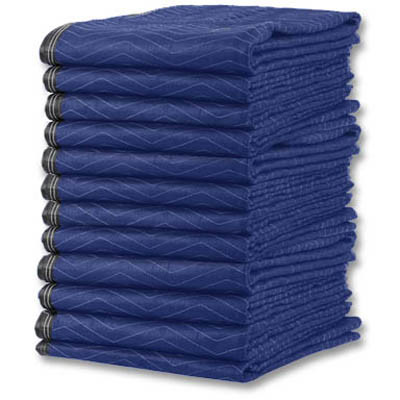 100% Polyester Blankets for Moving and Packing
