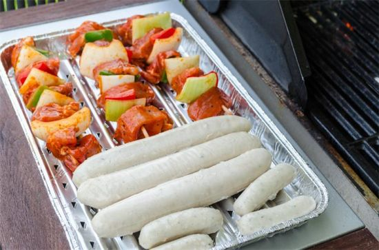 Aluminum Foil BBQ Tray pictures & photos