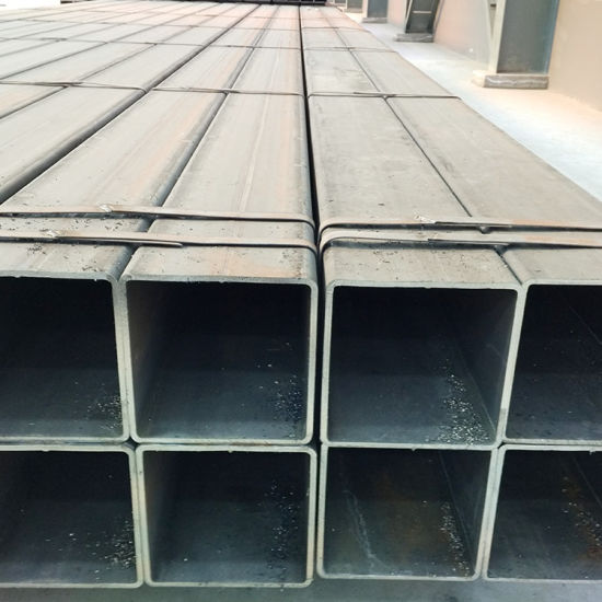 China Tianjin Supplier Ms Hollow Section Square HS Code