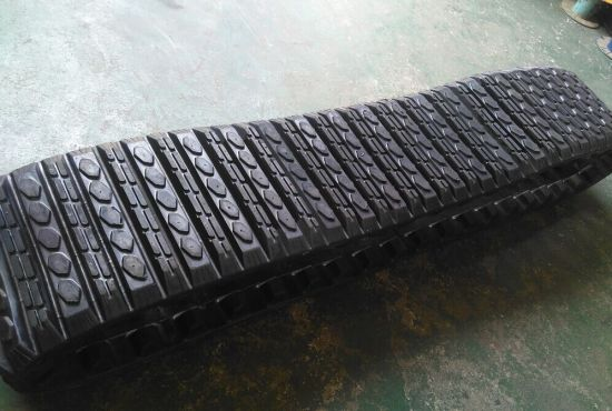 Rubber Track for Cat 287 Compact Track Loader pictures & photos