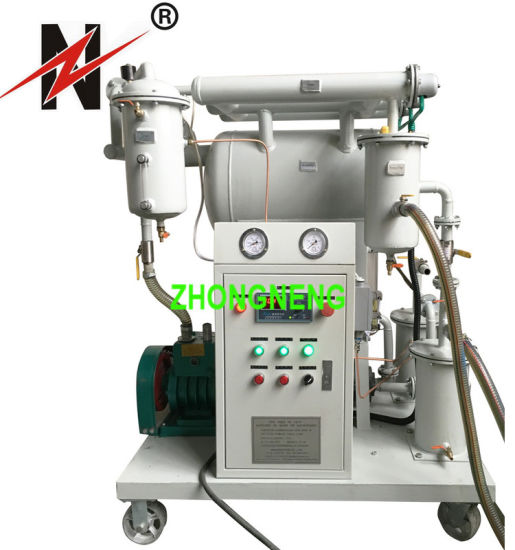 Good Performance Single Stage Vacuum Transformer Oil Recycling Unit