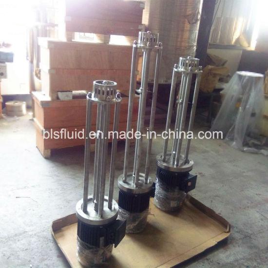 Industrial Steel High Speed Yogurt Processing High Shear Mixer