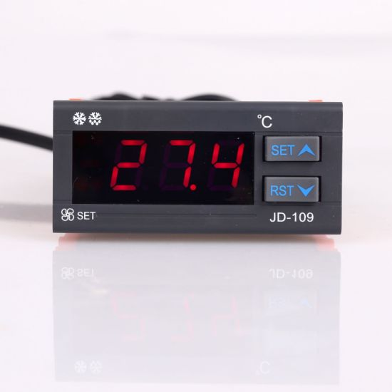 Refrigeration Mini Electronic 110V Temperature Controller