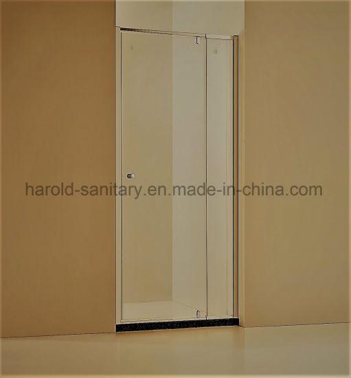 China 6mm Temepered Semi-Frameless Cheap Shower Screen - China ...