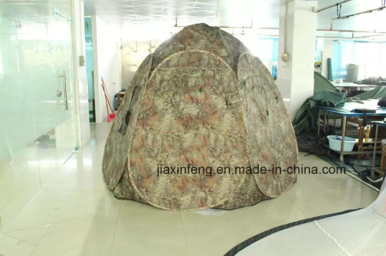 Pop up Camouflage Hunting Tent pictures & photos