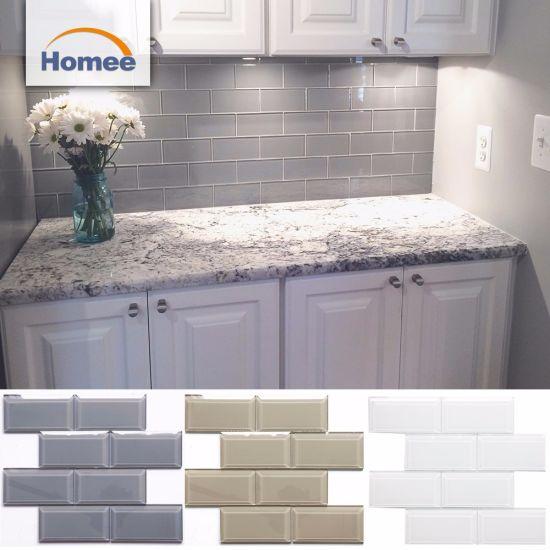 Outdoor Decorative Wall Tiles Kitchen Designs White Glass Subway Tile