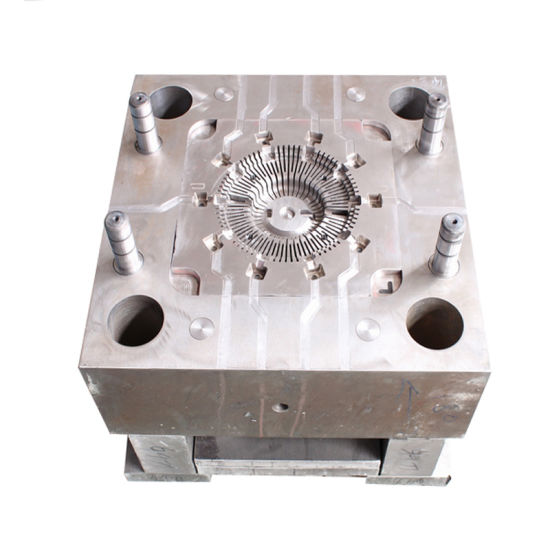 Metal Cast Iron Mold Precision Aluminum Die Casting Moulding Injection Mold