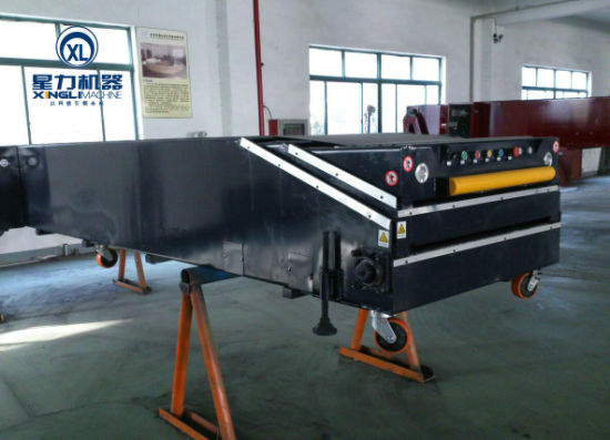 Telescopic Belt Conveyor/Boom Conveyor with Ramp pictures & photos