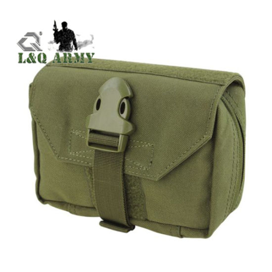 EMT Pouch First Aid Kit Tactical MOLLE Medical Utility Waist Bag Strong