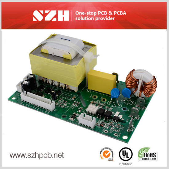 Power Supply Printed Circuit Board PCB Assembly with Transformers for Power