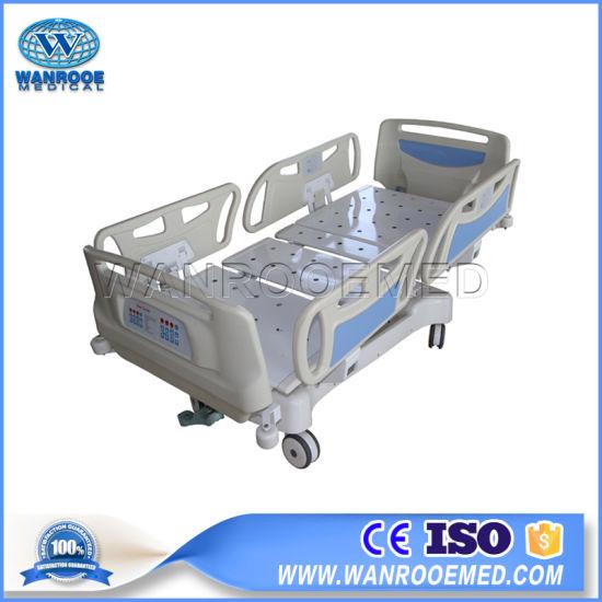 online store 46664 47d98 Bae501e Medical Equipment Adjustable Hospital Nursing Patient ICU Bed  pictures   photos