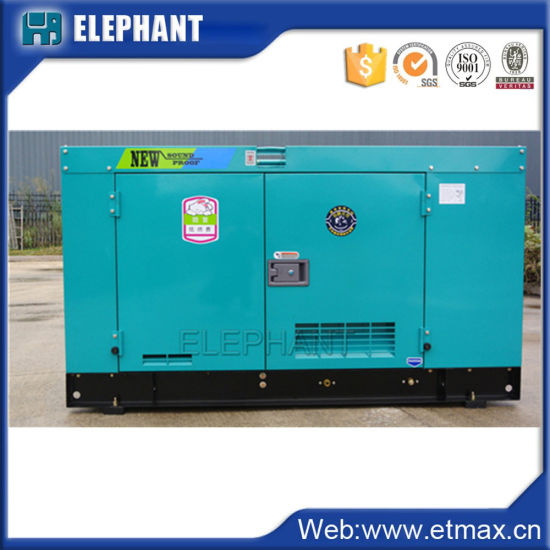 28kVA 25kVA Yuchai Machinery Engines Diesel Generator pictures & photos