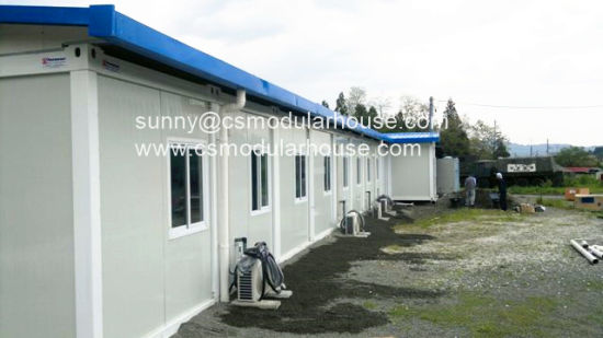 China 20 Years Prefab Fast Erection Light Steel Prefabricated House ...