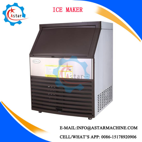 Block Cube Flake Ice Machinery pictures & photos