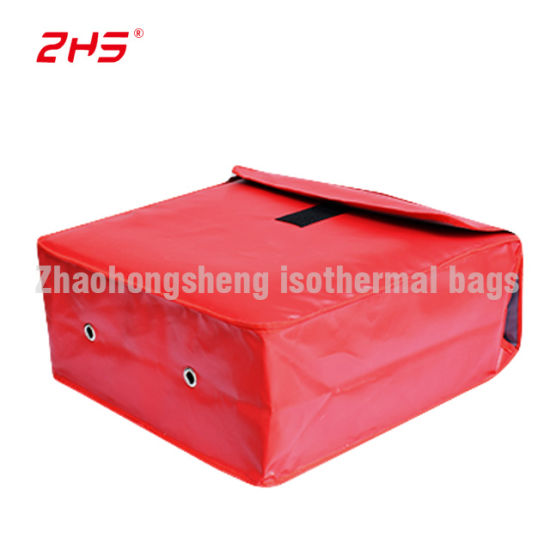 Good Quality Leather Material Special Pizza Carry Out Stoarge Bags
