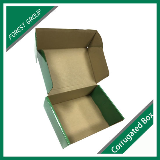 Offset Printing Glossy Packaging Shoe Box pictures & photos